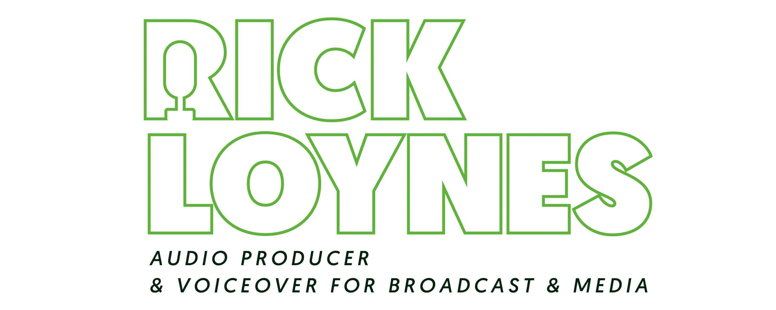 Rick Loynes | Audio Production & Voiceover