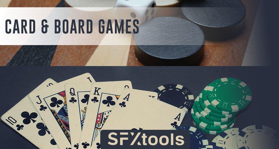 Card & Board Games
