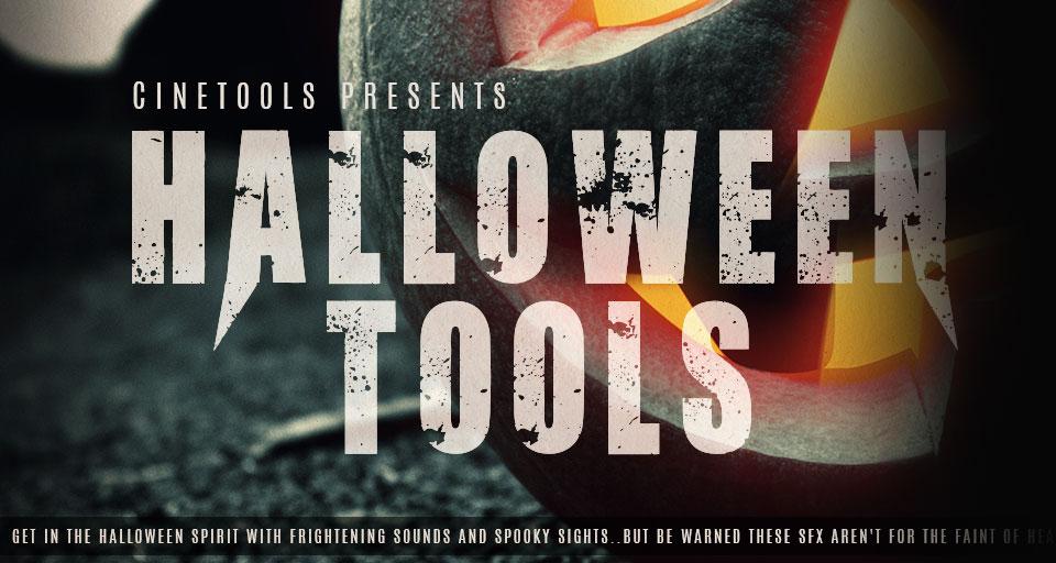 Halloween Tools