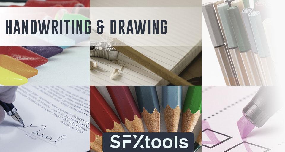 Handwriting & Drawing