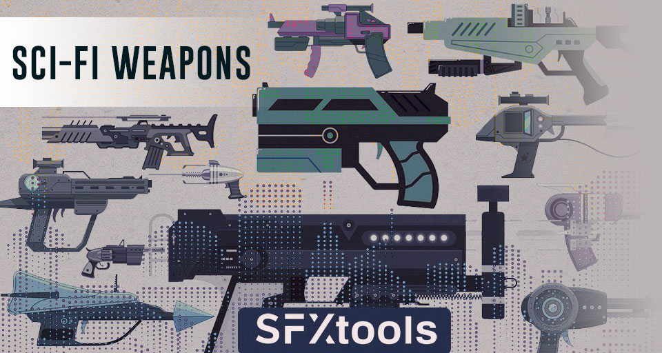 Sci Fi Weapons