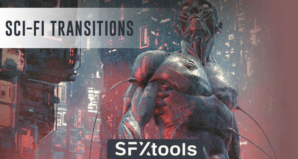 Sci Fi Transitions
