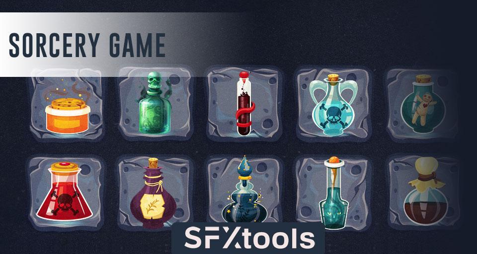 Sorcery Game