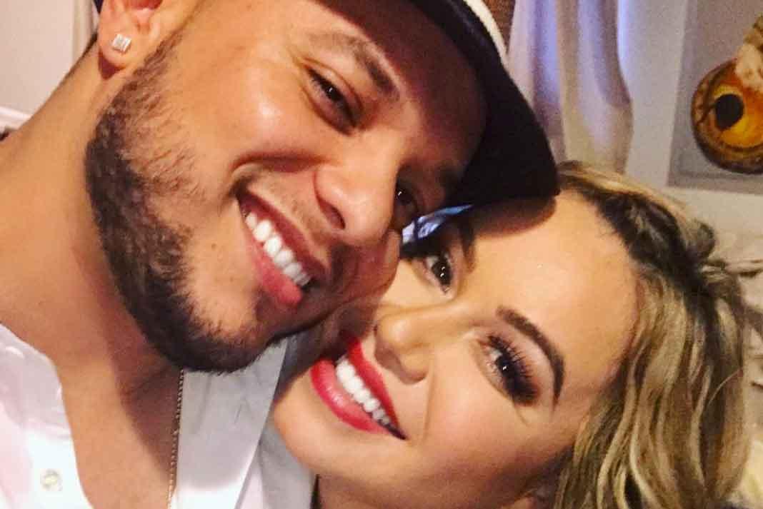 La pareja formada por Lorenzo Méndez y Chiquis Rivera tiene un año de relación