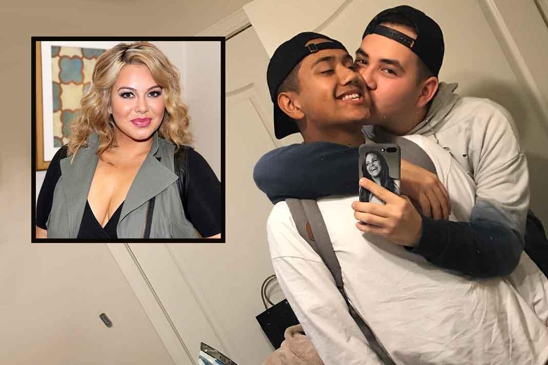 Chiquis dijo que no le agradan las críticas sobre la sexualidad de su hermanito