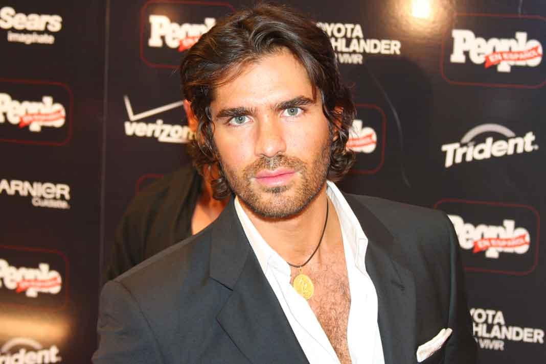 El actor y ex integrante del grupo Kairo tiene el apoyo de varios empresarios mexicanos