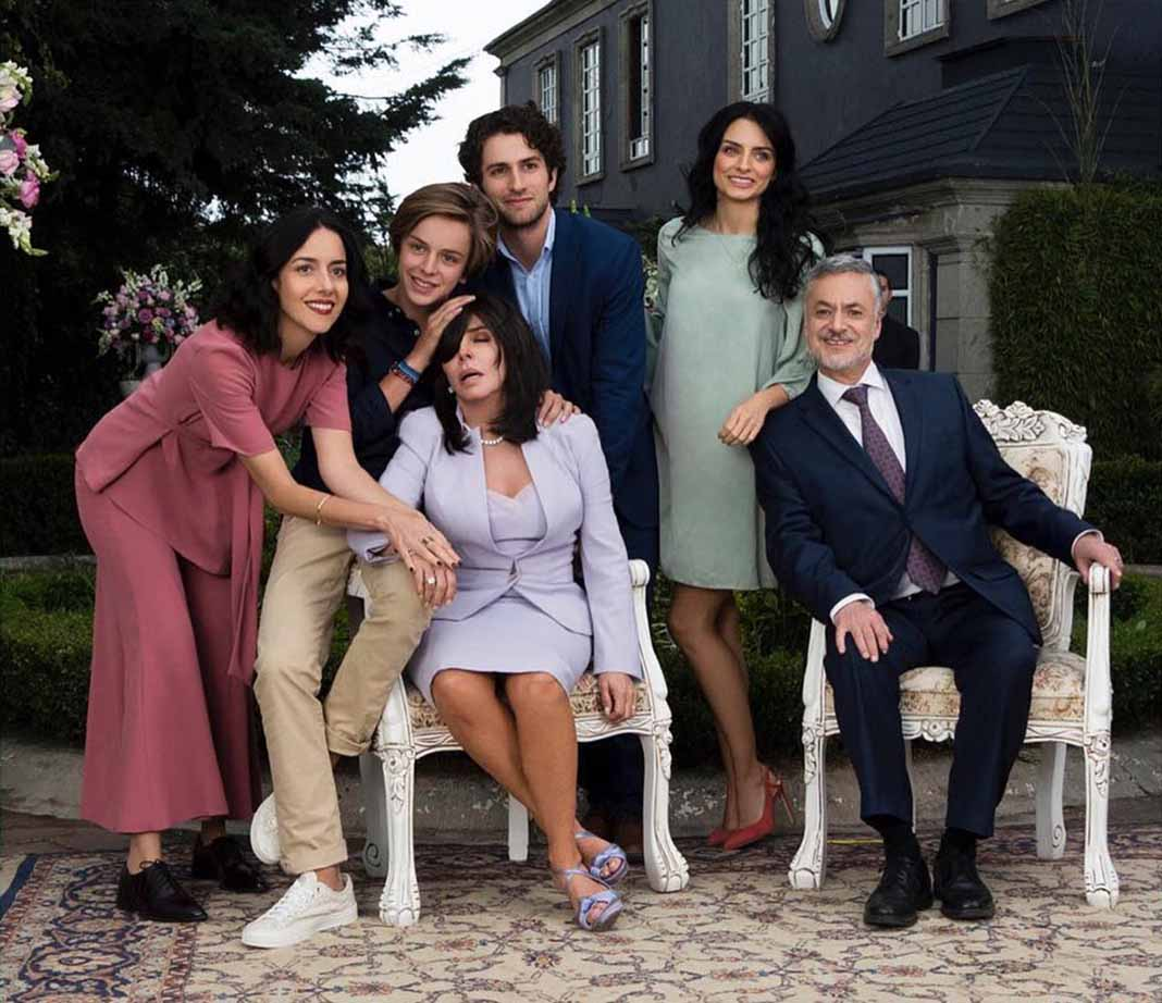 Esta familia pinta para ser muy especial y muy divertida