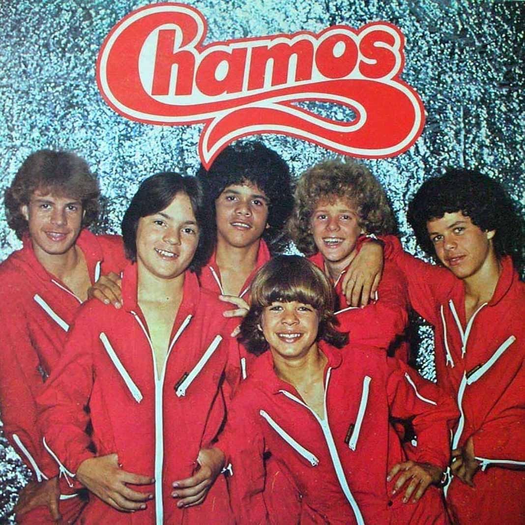 ¿Quién no recuerda el primer disco de Los Chamos?