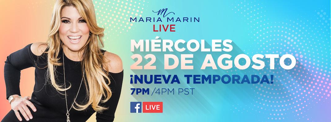 Maria Marín Live