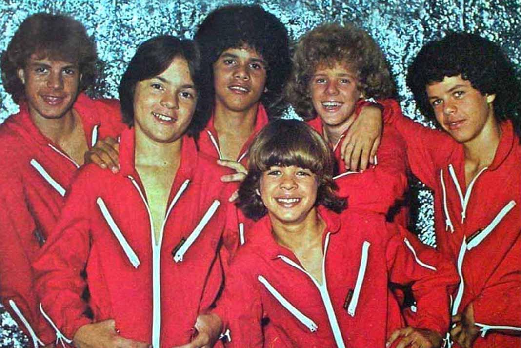 Descanse en paz Will, fundador e integrante del popular grupo de los 80's (a la izquierda)