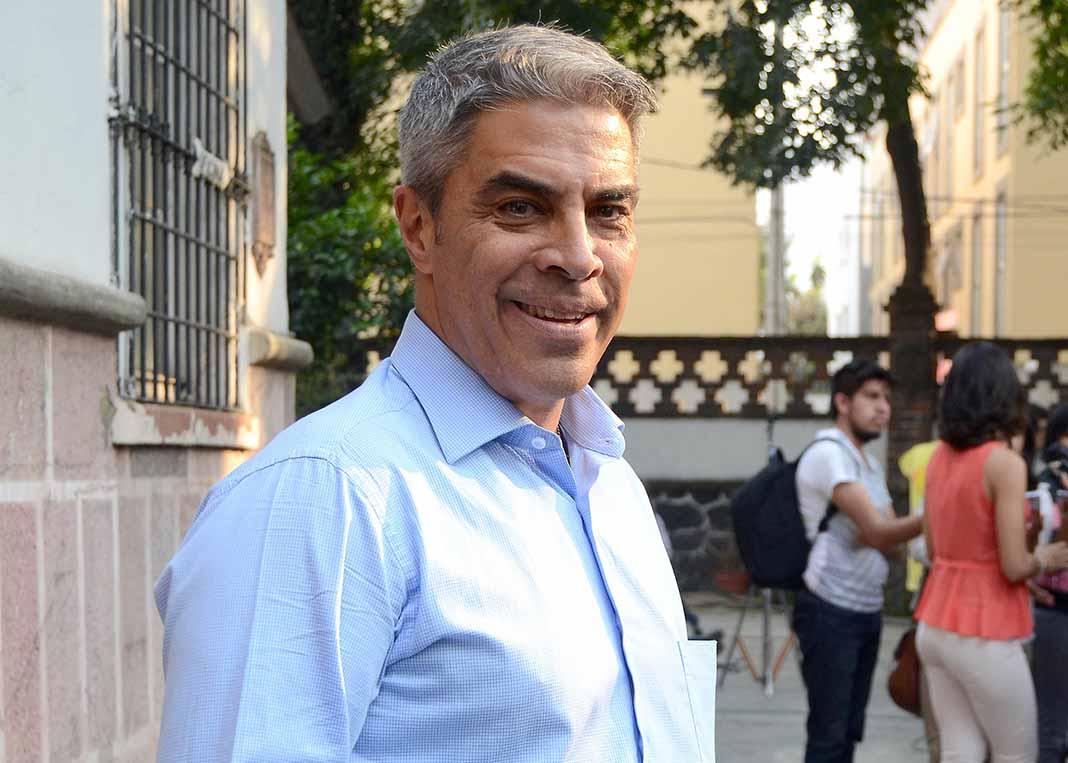 El actor Luis Gatica es uno de los hijos de Lucho