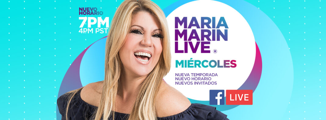 María Marin Live