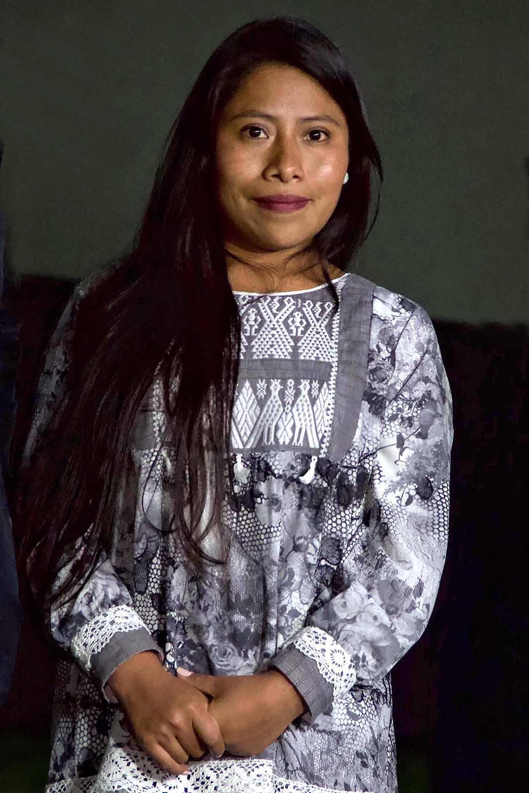 Yalitza es la segunda mexicana en la historia en ser nominada al Oscar