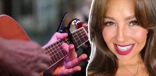 ¿Será Arjora, será Juanes...? ¿A qué cantautor habrá corrido Thalía?