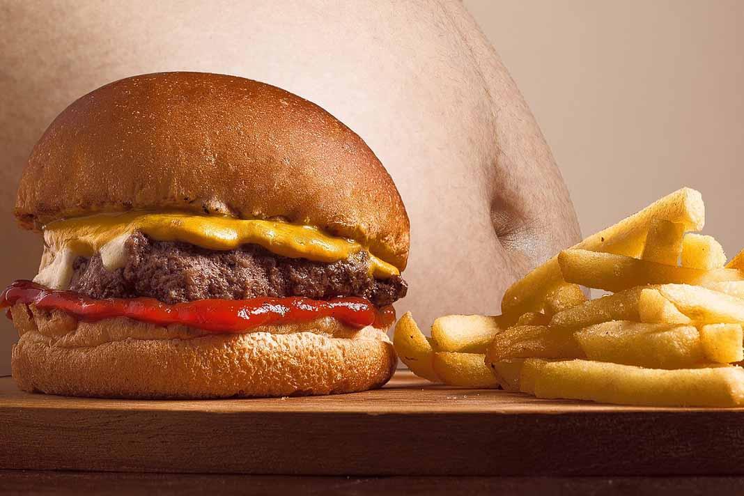 Un hígado deficiente no puede metabolizar la grasa que ingerimos