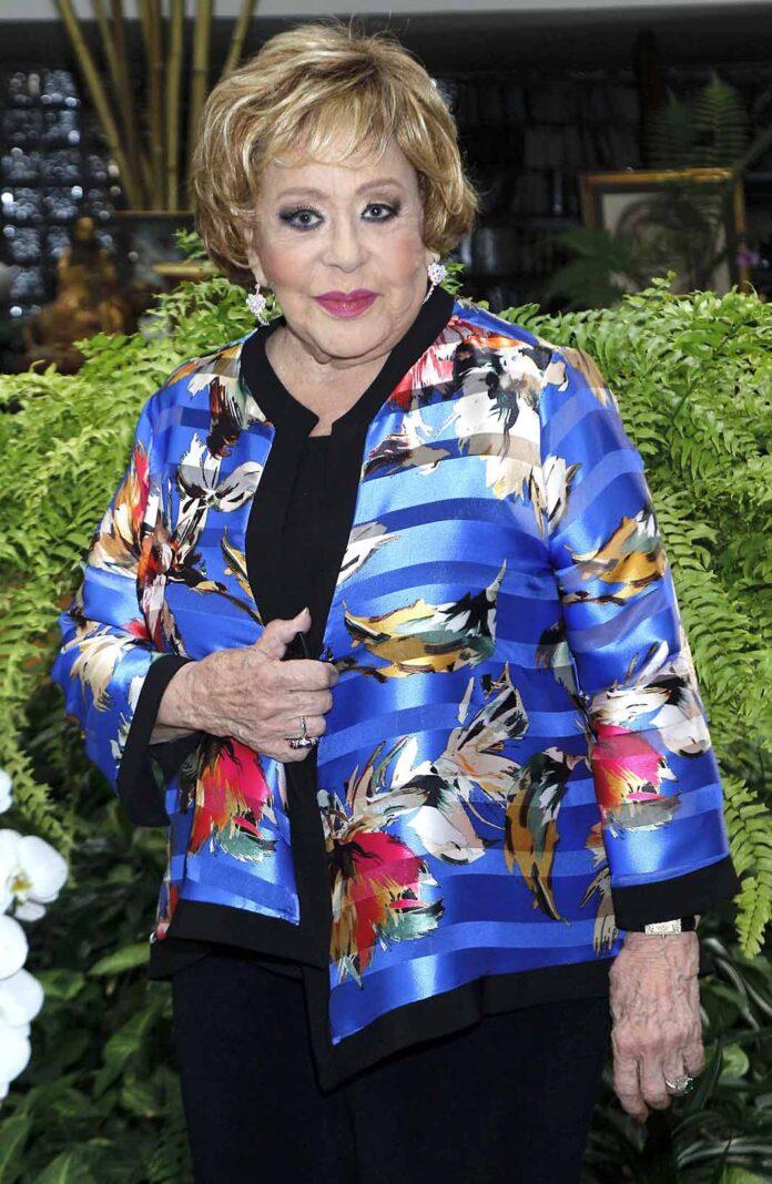 Doña Silvia Pinal está orgullosa de que se refieran a su familia como La Dinastía Pinal