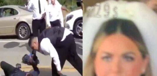 Uno de los guaruras contratados para la boda de Chiquis Rivera dio la mala nota en la boda
