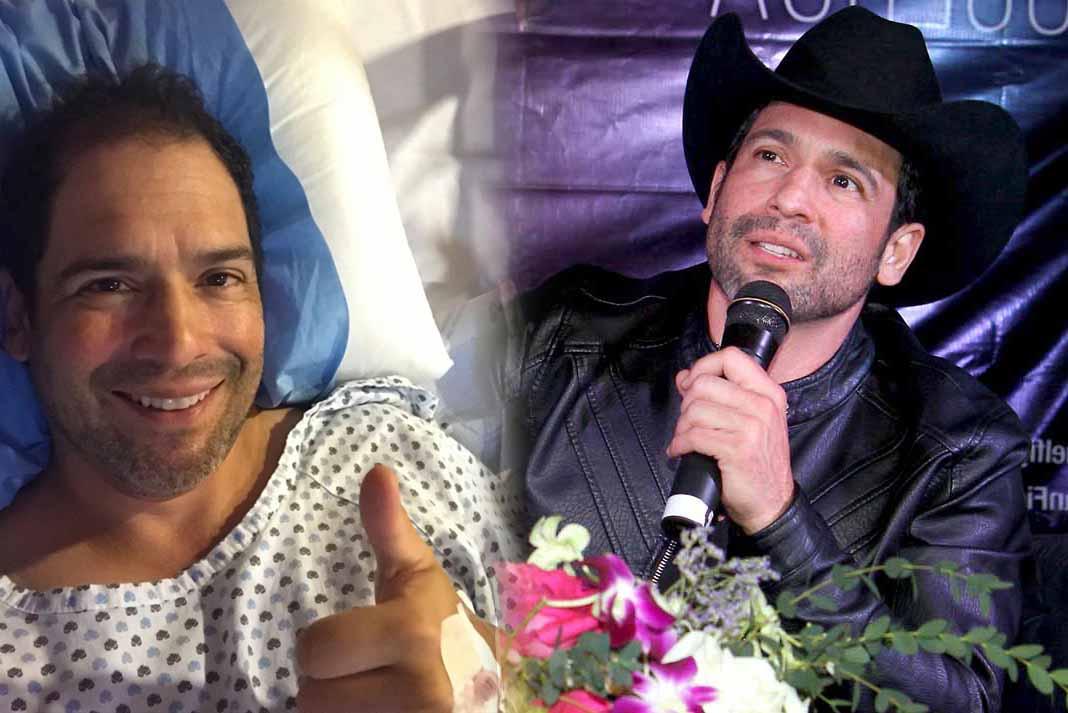 Bobby Pulido se presentó con éxito en el Festival Machaca de Monterrey