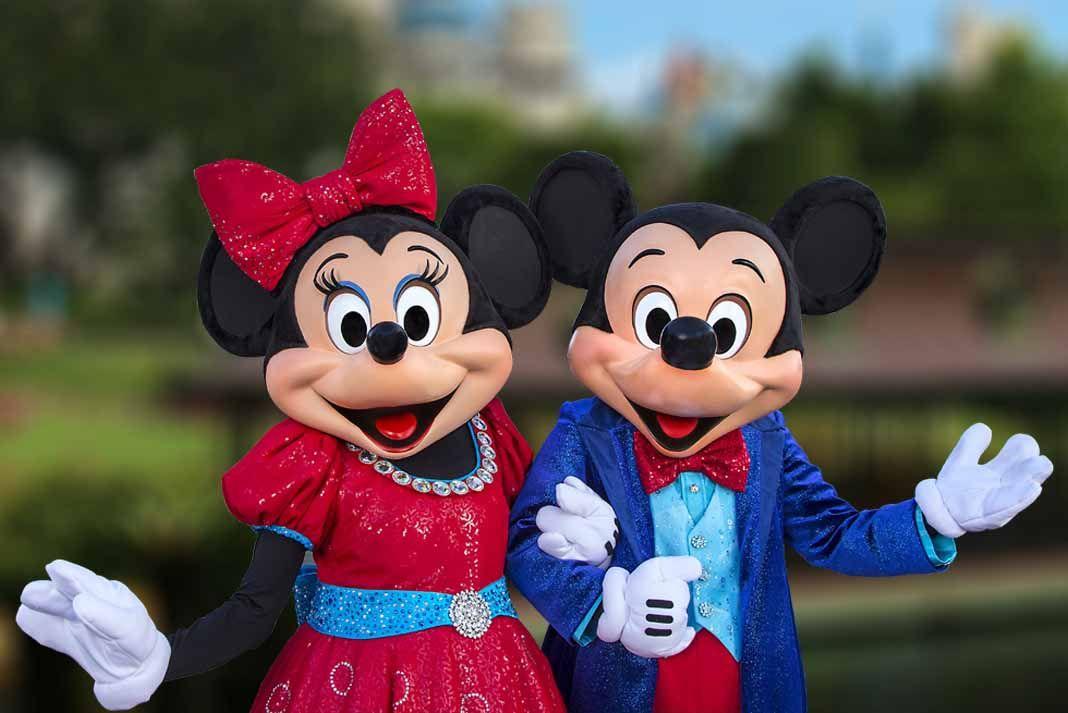 Ya ni los personajes de Disney se salvan de los tocamientos inapropiados