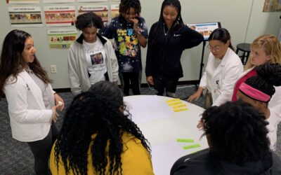 Medical Students Find Inspiration in the Community