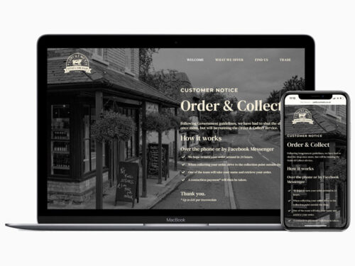 padbury meats wordpress website