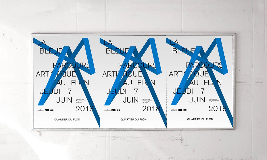 La Ligne Bleue