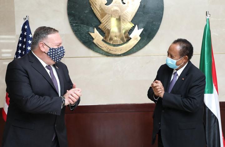 """""""اتفاق تاريخي"""" امريكي سوداني لتسوية القضايا المرفوعة ضد السودان أمام محاكم أمريكية"""