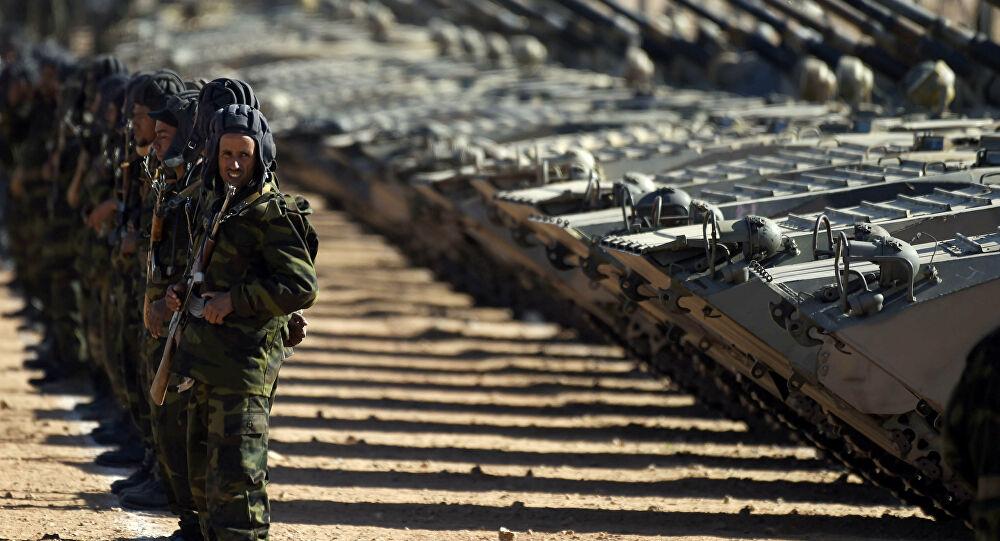 قوات البوليساريو تشن هجمات مكثفة على مواقع وقطاعات في الصحراء الغربية والمغرب يعلن إنتهاء أشغال الساتر الترابي