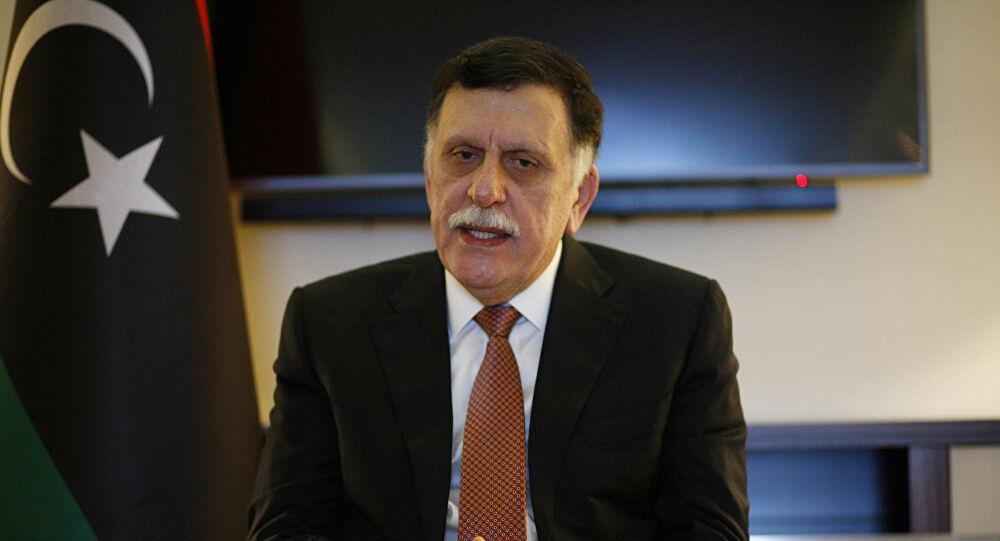 """الخارجية الروسية: قرار السراج عدم التنحي من رئاسة الحكومة الليبية """"معقول ومنطقي"""" حتى لا يكون هناك فراغ بالسلطة"""