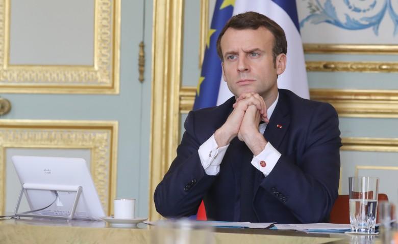 """بعد اتهامات متصاعدة بتشويه سمعه المسلمين.. ماكرون يدافع: فرنسا ليست بحرب ضدّ الإسلام بل ضدّ """"الانفصالية الإسلامية"""""""