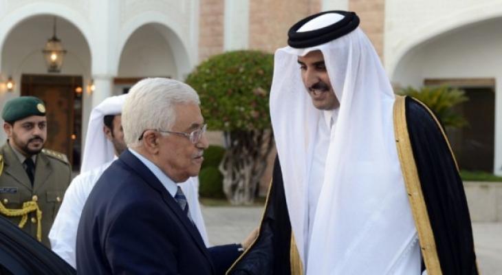 بعد تطبيع الدولة العربية السادسة.. الرئيس عباس يتوجه بصورة مفاجئة للدوحة للقاء الأمير القطري لبحث التطورات الحاصلة