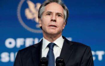 المجهر الدولية - واشنطن – (رويترز) – من المنتظر أن يتعهد أنتوني بلينكن، المرشح لمنصب وزير الخارجية الأمريكي في إدارة الرئيس