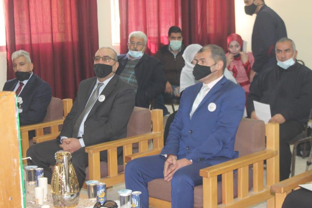 مديرية تربية عين الباشا تقيم احتفالا بمناسبة مؤيدة تأسيس الدولة الاردنية