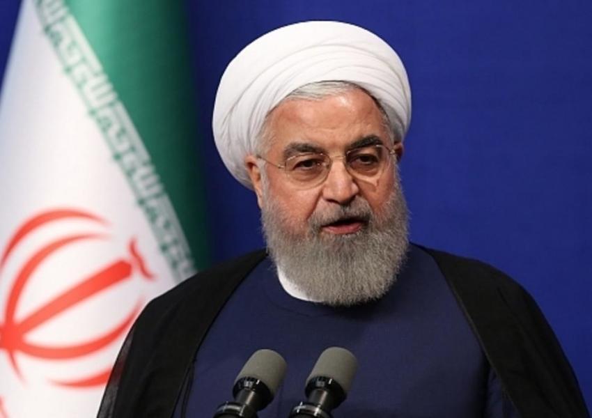 الرئيس الإيراني يشن هجومًا حادًا على ترامب: كان يريد إسقاط نظامنا ولكنه هو الذي سقط ونهاية حكمه تمثل نهاية نهجه السياسي