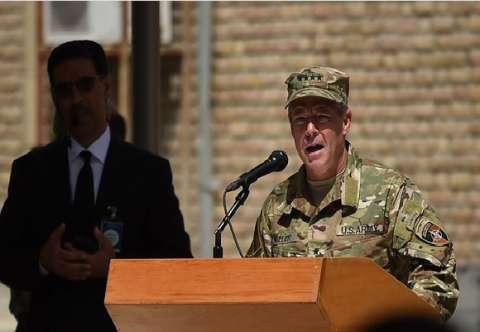 مسؤول أمريكي: أمريكا والناتو تبدآن في عملية الانسحاب من أفغانستان وهذا سيعني تسليم القواعد والمعدات للقوات الأمنية الأفغانية