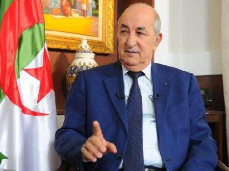 الرئيس الجزائري: جودة العلاقات مع فرنسا مرتبط بمعالجة ملف الذاكرة والتي يجب تنقيتها من الرواسب الاستعمارية