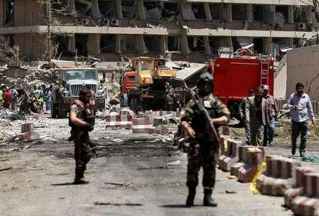 """انفجارات تستهدف مدرسة أفغانية في كابول ومقتل 40 وإصابة العشرات وطالبان تنفي مسؤوليتها وتحمل تنظيم """"الدولة الاسلامية"""" المسؤولية"""