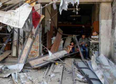"""الغارديان: غزة وإسرائيل: """"التعايش السلمي في إسرائيل كان دائما أسطورة"""""""