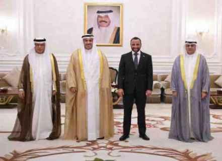 رئيس مجلس الأمة الكويتي يتوجه إلى جنيف ممثلا للبرلمانات العربية للاجتماع مع رئيس البرلمان الدولي لبحث تطورات الأوضاع بالأراضي الفلسطينية المحتلة