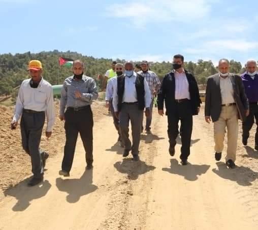 مشاريع للتنمية الريفية في الأردن