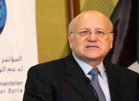 ميقاتي يحصل على أغلبية أصوات النواب اللازمة لتشكيل حكومة لبنانية جديدة