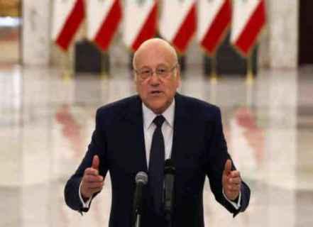 بعد عام من الفشل.. نجيب ميقاتي يبدأ مهمة صعبة لتشكيل حكومة في لبنان وثمة إجماع من النواب على الإسراع بهذه الخطوة