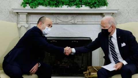وسائل إعلام عبرية: الرئيس الأمريكي أبلغ بينيت بعدم تنازله عن فتح القنصلية بالقدس