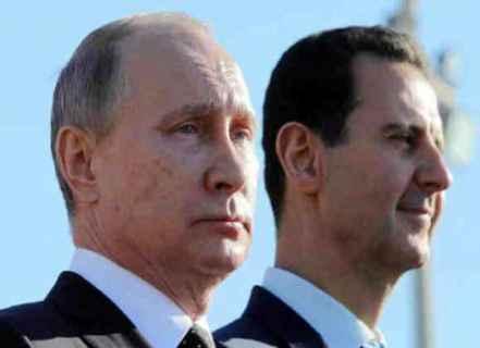 نيزافيسيمايا غازيتا: بوتين وبينيت أمام محادثات صعبة حول سوريا