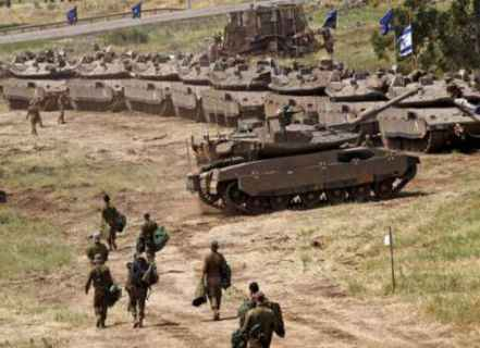 بعد تصريحات بينيت.. تحركات عسكرية إسرائيلية مفاجئة في هضبة الجولان ونقل عدد كبير من الدبابات إلى المنطقة