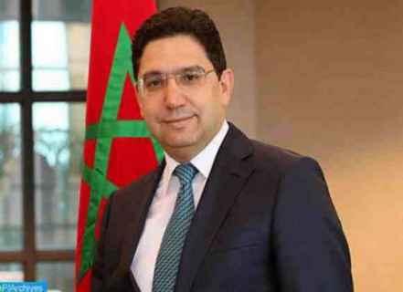 """وزير الخارجية المغربي عن إعلان """"غوفرين"""" تعيينه سفيرا لإسرائيل في الرباط: لا تعليق"""
