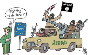 ISIS Cartoonggg