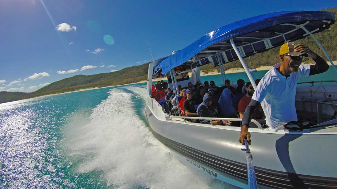 51% Off Whitsundays Deals For a Full Day Tour