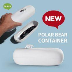 Polar bear container
