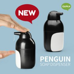 Soap Dispenser Penguin Qualy